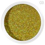 Блестки Star Light CLEOLA №03 Золото леприконов