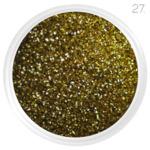Блестки Star Light CLEOLA №27 Ацтекское золото