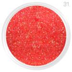 Блестки Star Light CLEOLA №31 Мандариновый