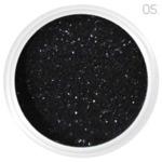 Блестки Star Light CLEOLA №05 Угольный