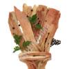 Кальмар вкус мяса краба с перцем