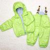 Костюм: куртка+полукомбинезон, арт.11-118