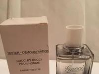 Gucci by Gucci pour homme 90ml ТЕСТЕР (ОРИГИНАЛ)