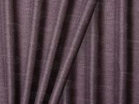 Блэкаут лен рогожка Элен Артикул: 111/12318-151 сирень  Ширина рулона: 280 см
