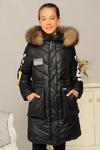 "Зимняя куртка для девочки ""Софи"" (размер 42-44)"
