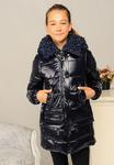 Зимняя куртка для девочки «Мила»