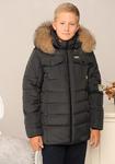 Зимняя куртка для мальчика «Алекс» (размер 42-44)
