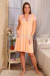 Ночная сорочка «Регина» персик
