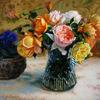 Картина по номерам Raduga (Paintboy) «оранжевый букет»