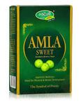 Лечебный индийский крыжовник Амла сладкая, 500 г, производитель Свадеши Аюрведа; Amla sweet, 500 g, Swadeshi Ayurved