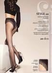 SISI Колготки женские классические, Style 20