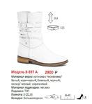 Сапоги женские 8-897 А(зима)