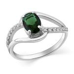 Кольцо серебряное 925  Артикул:10-0202 из