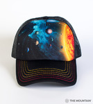 The Mountain Adult Trucker Hat - Solar System