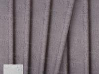 Блэкаут однотонный фактурный Джерси 2,8 м Артикул: 37/19101-4 графит  Ширина рулона: 280 см