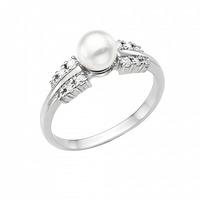 Кольцо серебряное 925 Артикул:10-0296
