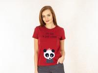 Пижама кулирка Панда пижама