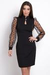 Платье Costa_горох pk1451 от Tales