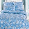 Одеяло лебяжий пух (заменитель)зима