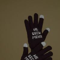 Перчатки Голубь мира