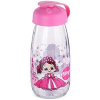 Бутылка для напитков стекло 0,25 л РОЗОВАЯ Mayer & Boch 80546