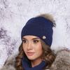 Комплект «Тияна» (шапка и шарф-хомут)