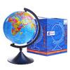 Глобус политический 250мм Globen серия Классик, в коробке