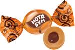 *Конфеты жевательные весовые «Нота бум» с ореховой начинкой, развес 500 гр
