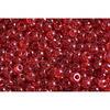 Бисер чешский 96070 рад.красный