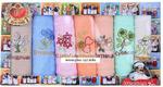 Подарочный набор кухонных полотенец №8201-7