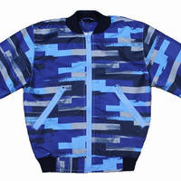 4804  Куртка - бомбер - Мембрана