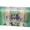 Мыло DALAN FAMILI MUGUET FRESHNESS в упаковке 5 кусков по 75 гр, 1 уп.