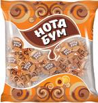*Конфеты жевательные фасованные «Нота бум» с ореховой начинкой, 180 гр