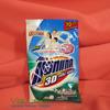 Бесфосфатный японский концентрированный стиральный порошок для цветных тканей Attack Romance Aroma