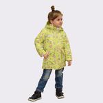 Куртка-парка демисезонная, модель ДП76, цвет птицы