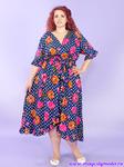 Платье-халат Алевтина Magesty