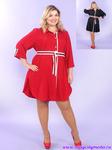 Платье-рубашка Корсика Magesty