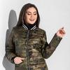 Укороченная куртка-косуха на синтепоне (150)