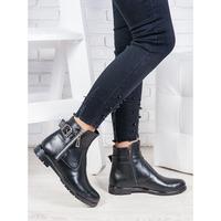 Ботинки кожаные Амалия