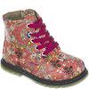 Ботинки деми для девочек INDIGO KIDS 50-339B коралл