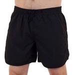 Пляжные шорты Swimwear черные мужские №ш161