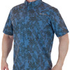 Брендовая мужская рубашка Weird Fish. Хочешь элегантности – застегивай все пуговицы, нравится кэжуал свобода – оставь 2-3 пуговицы расстегнутыми №323