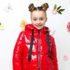 "Демисезонная куртка для девочки ""VKD-16"""