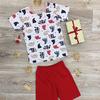 Пижама для мальчика (артикул 20-413)