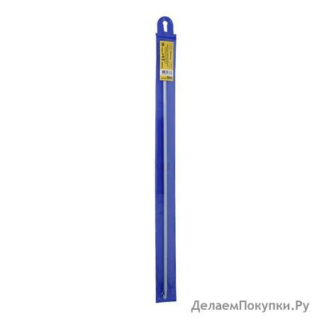 Крючок для вязания Гамма тунисский 36см SH1 (алюминий с покрытием)