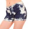 Подростковые шорты в обтяжку от ТМ Total Girl (США) из умной комбинированной ткани №ш1