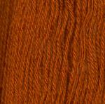 Пряжа Карачаевская, пасма, цвет рыжий