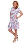 Платье П-087 (кулирка)