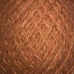 Пряжа Карачаевская 50г цвет коричневый