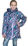 4710  Куртка для девочек на флисе